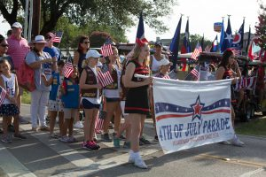 July 4th Celebration @ Various Locations in Lakeway