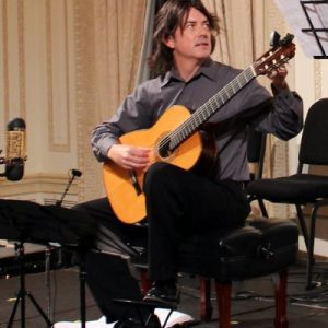 Sunday Concert Series - Tony Morris, Classical Guitarist @ Lakeway Activity Center