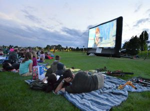 Movies in the Park @ Lakeway City Park