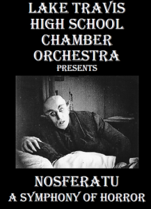 Nosferatu and a Symphony of Horror! @ Lakeway Activity Center