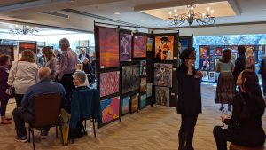 Cool Arts Show and Art Sale @ Lakeway Activity Center