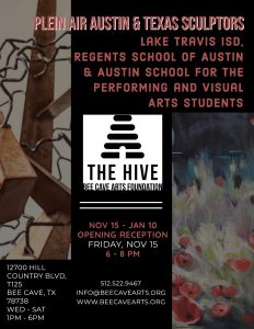 The Hive Art Reception @ The Hive