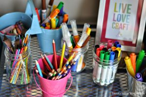 Kids Come & Go Crafts @ Lake Travis Community Library